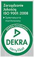 certyfikat jakości dentysta